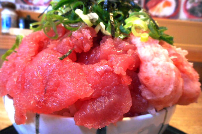 Two Tuna don