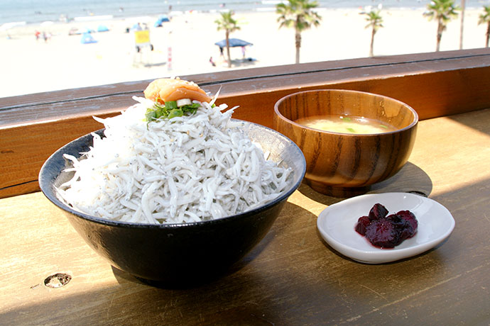 Whitebait Bowl