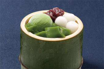 Tea Jelly (Green tea)