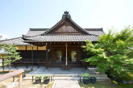 Shorin-ji Temple(毘沙門堂 勝林時)